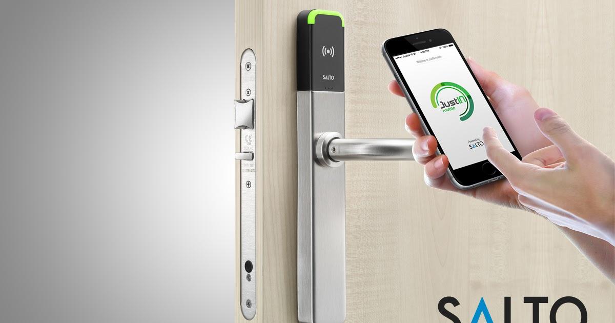 Salto - Khóa cửa thông minh bằng điện thoại tốt nhất hiện nay