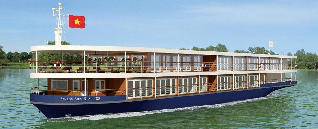 Avalon Siem Reap Cruise