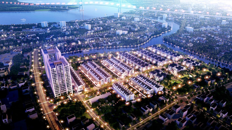 Dự án Jamona Golden Silk - TTC land