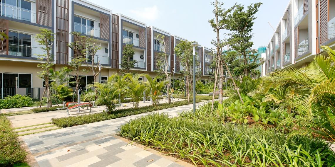 Dự án Palm Residence