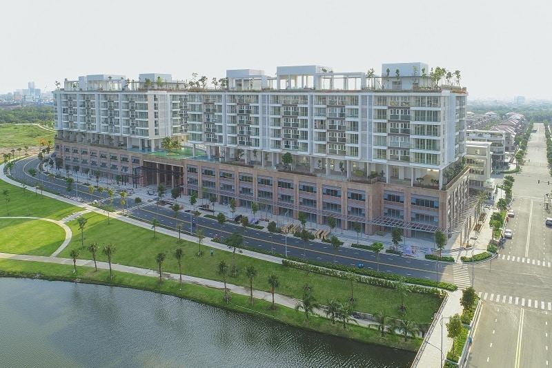 Dự án Sarica Apartment