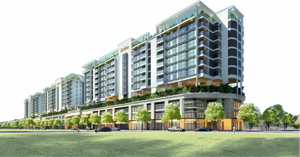 Dự án Sarina Apartment - Đại Quang Minh