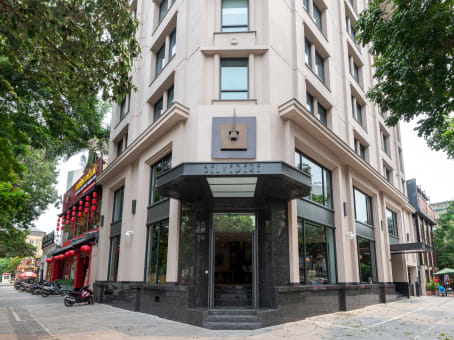 Co-working Belvedere Regus Hà Nội