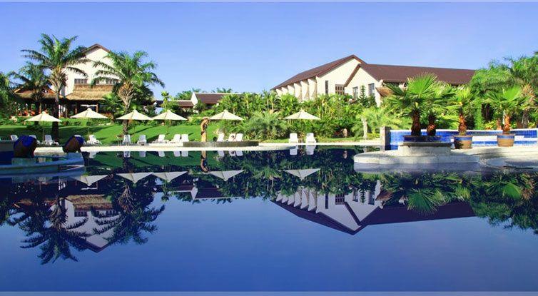 Khu nghỉ dưỡng Palm Garden Beach Hội An
