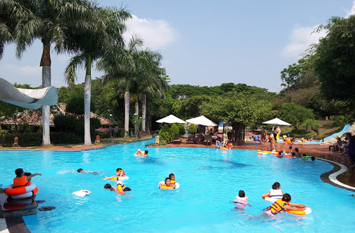 Khu Du Lịch Sinh Thái Sao Việt Resort