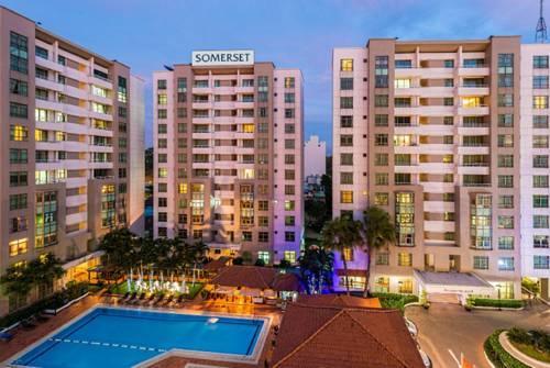 Khách Sạn Somerset Hồ Chí Minh