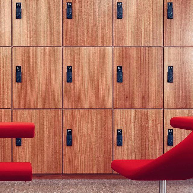 Khoá Salto - Mang công nghệ truy cập thông minh vào phòng thay đồ