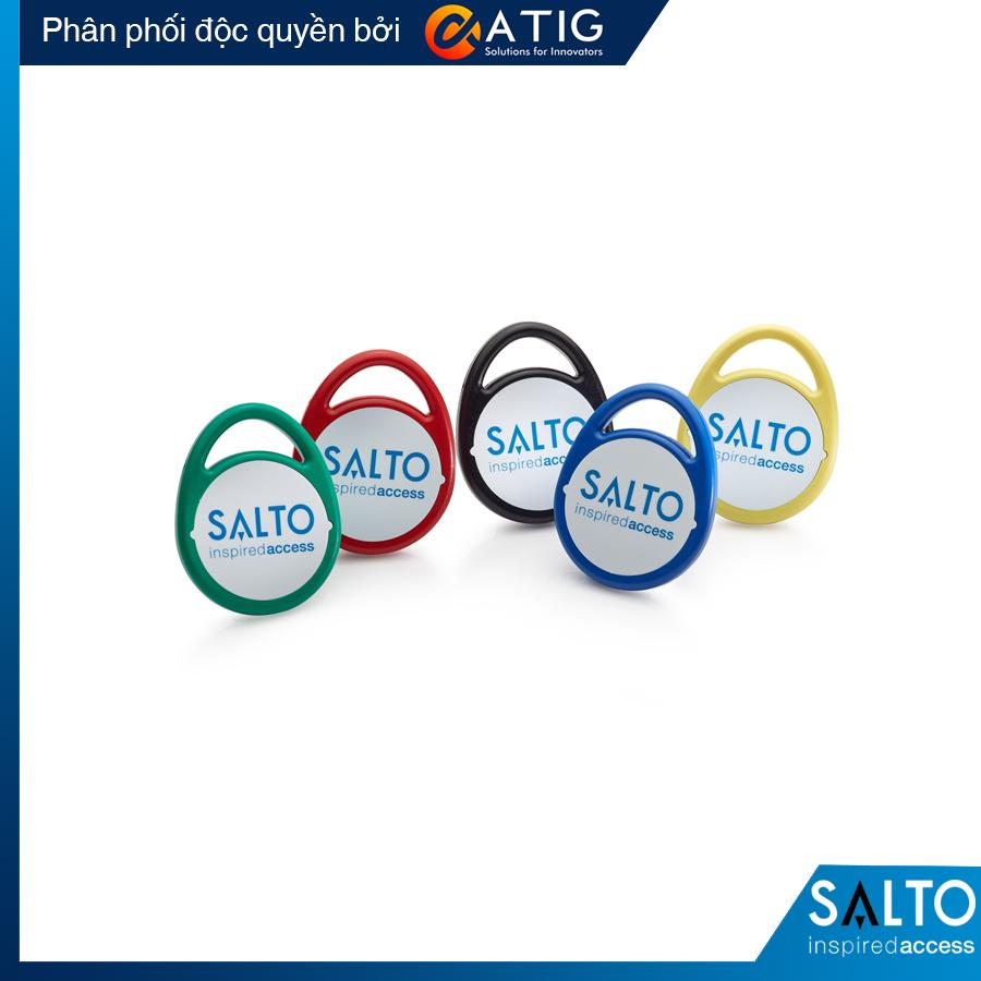 SALTO KS - Hệ thống kiểm soát ra vào không dây lý tưởng cho các doanh nghiệp